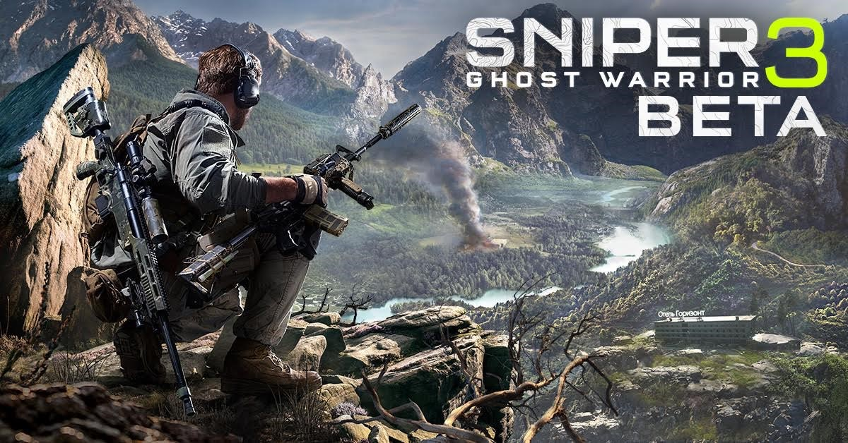 Sniper Ghost Warrior 3 Open Beta Announced! - Let's Talk Gaming